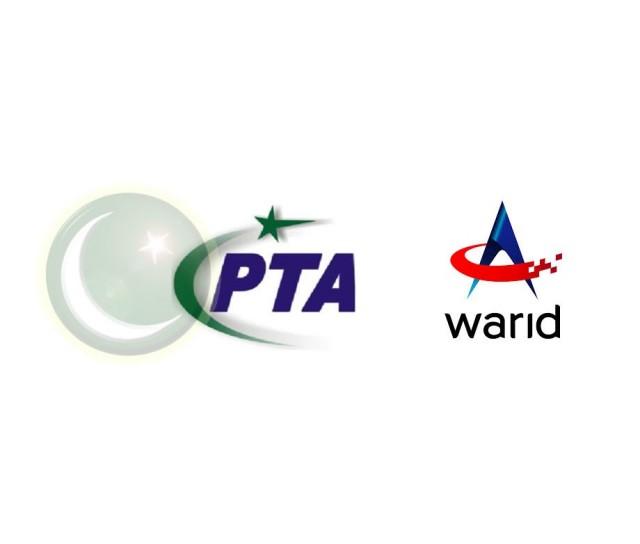 Warid CEO meets Chairman PTA