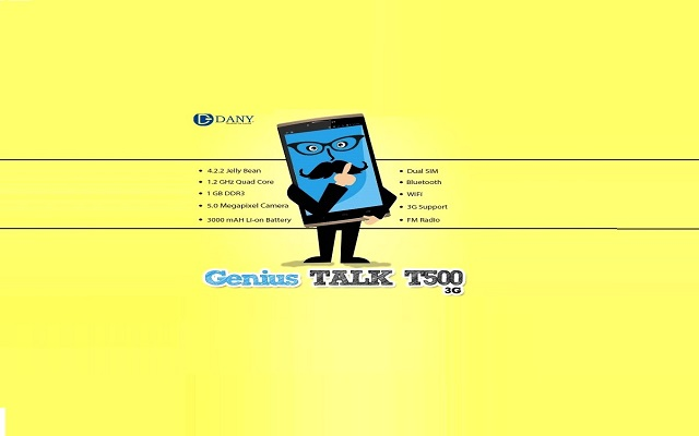 dany-launches-a-3g-enabled-tab-genius-talk-t500