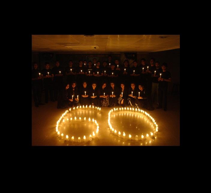 Warid Employees Mark Earth Hour 2014