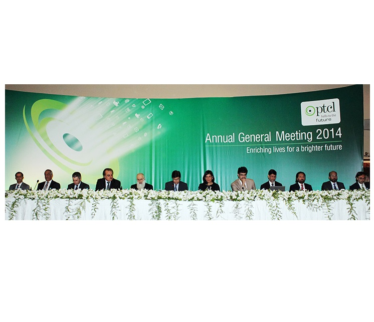 PTCL holds 19th Annual General Meeting