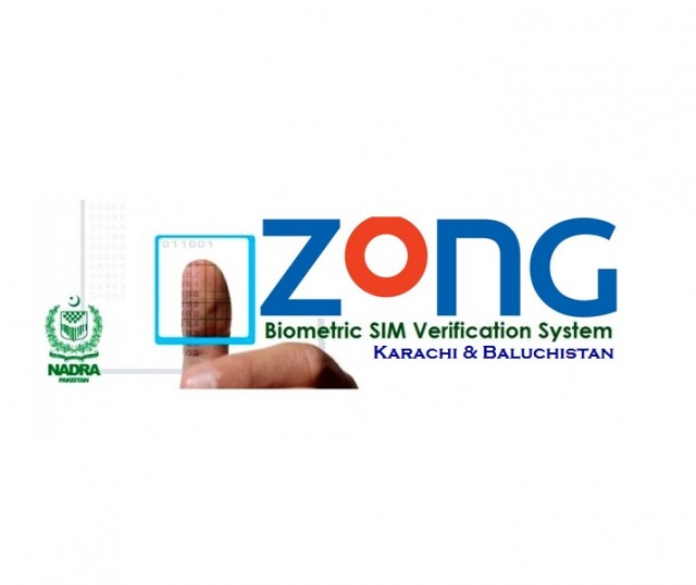ZonG Expands Biometric Verification System across Karachi & Baluchistan