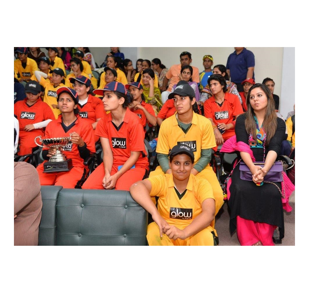 Glow Supports 1st Women Cricket T20 Tournament