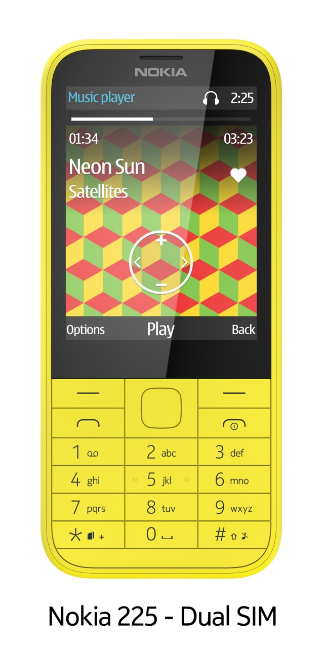 Get More Out of Mobile Internet with the Nokia 225