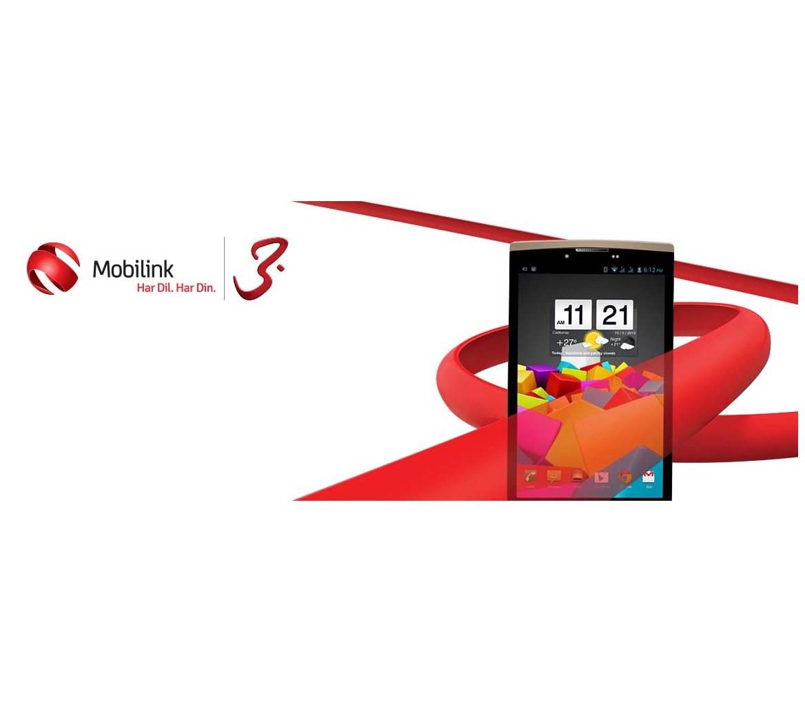 Mobilink launches 3G Ready Dany Tablets