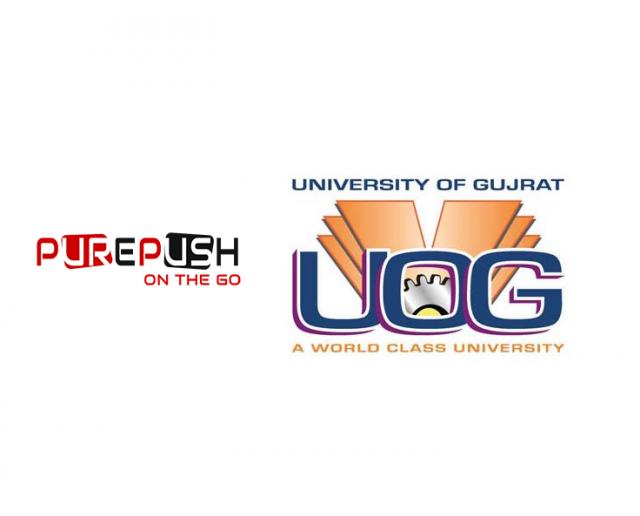 University of Gujrat establishes Mobile Application Development Center with PurePush