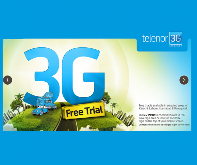 Telenor Pakistan brings 3G Tutorials