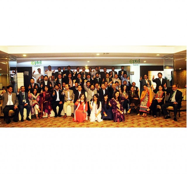 PTCL holds annual HR conclave