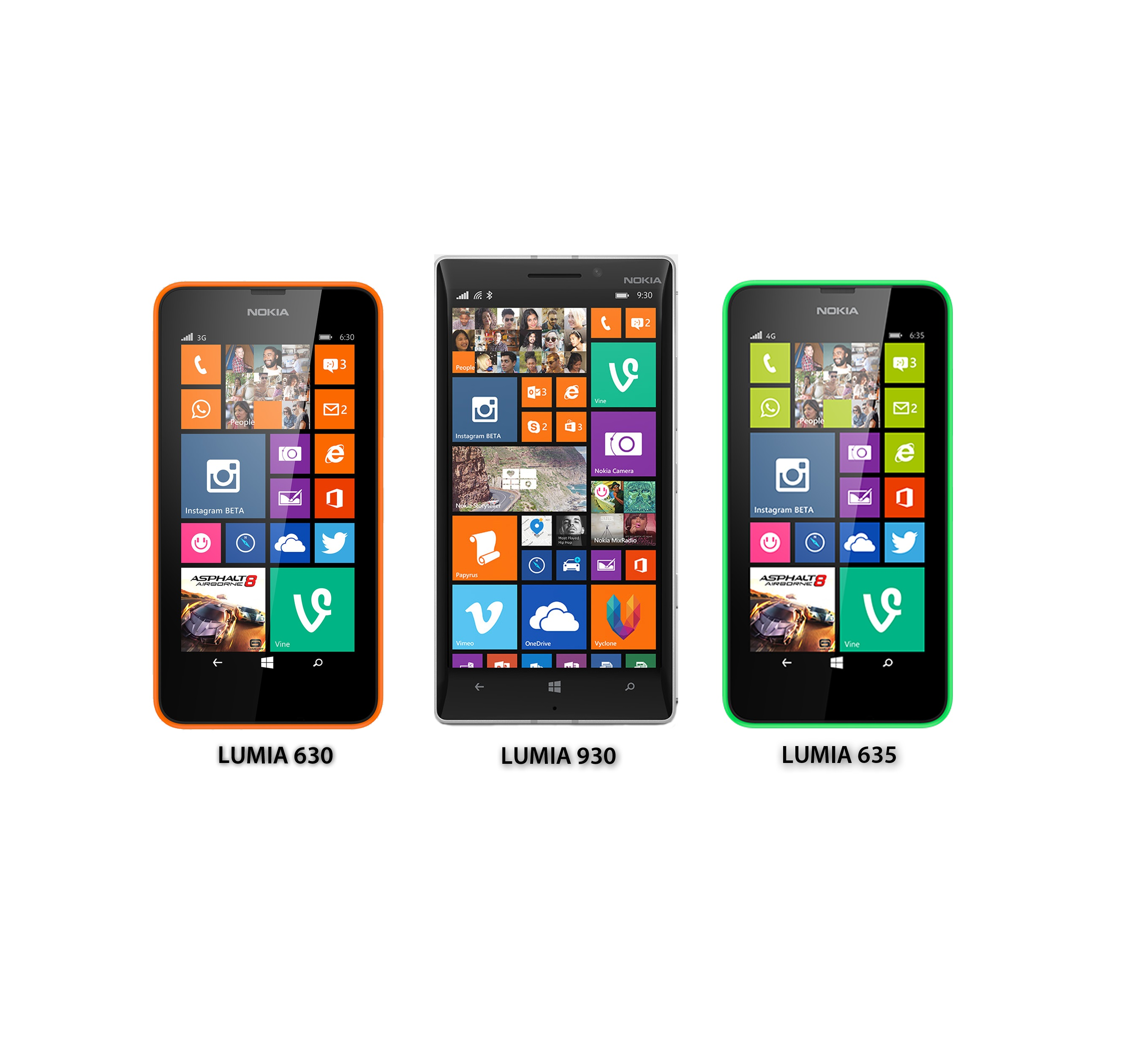 nokia lumia launches its windows phone 8 1 smartphones. Black Bedroom Furniture Sets. Home Design Ideas