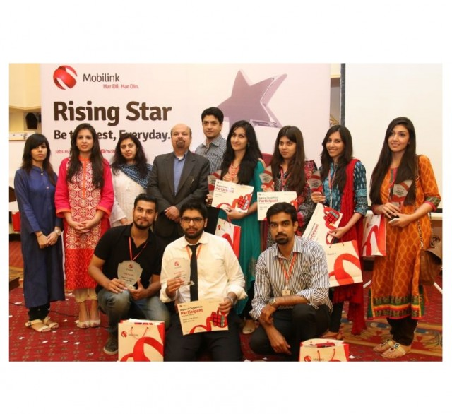 Mobilink Rising Star Regional Finals Concluded