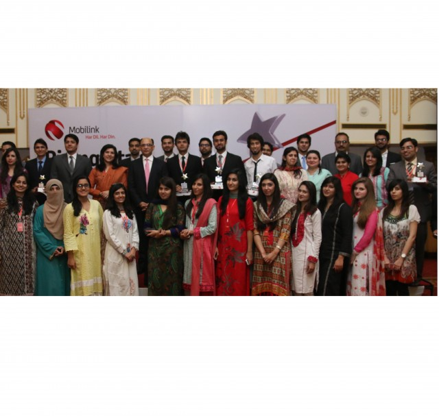 Mobilink Announces PKR 1.5 Million for Winners of Rising Star 2014
