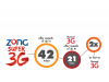 Zong Rolls Out 'Super 3G' in Islamabad
