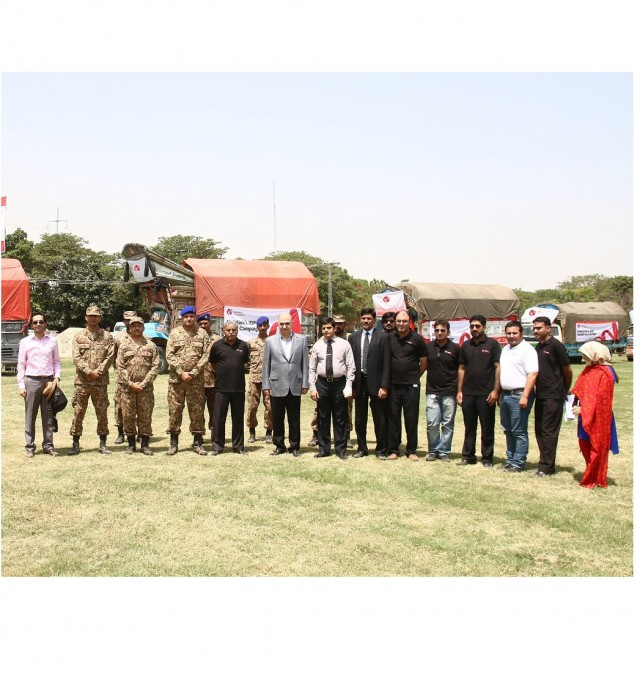 Mobilink initiates Relief Campaign for IDPs