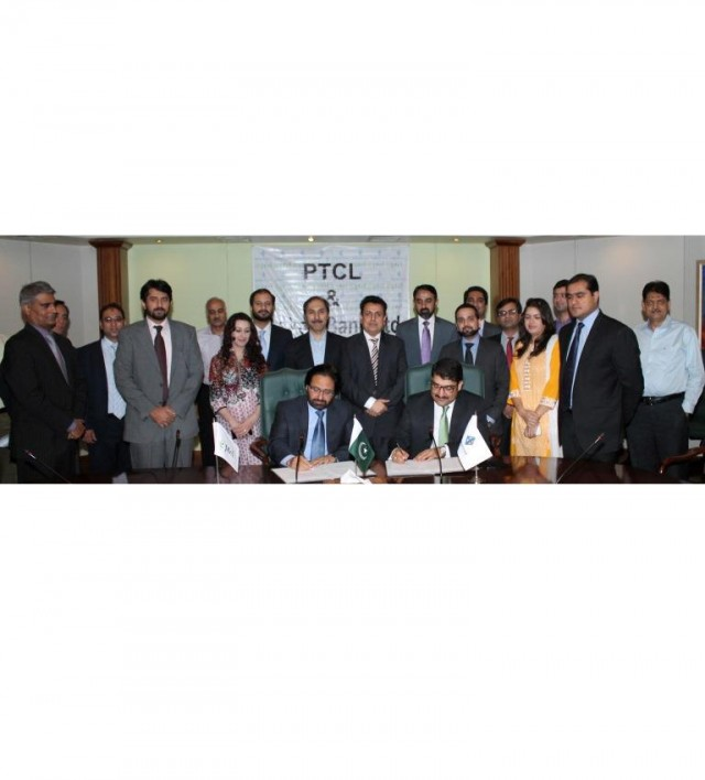 PTCL Signs MOU with Askari Bank to Facilitate Employees