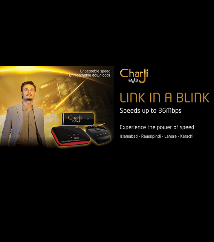 PTCL Finally Launches CharJi EVO in Pakistan