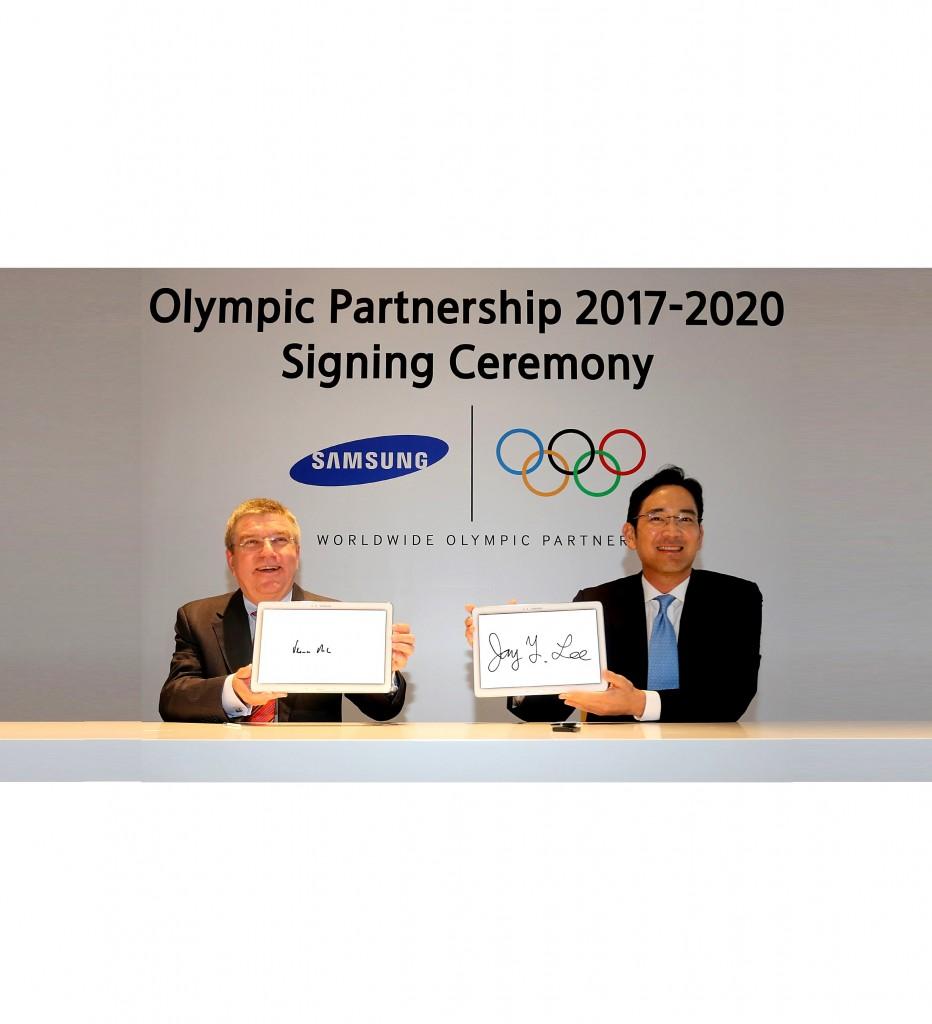 Samsung Extends Olympic Games Partnership Through 2020