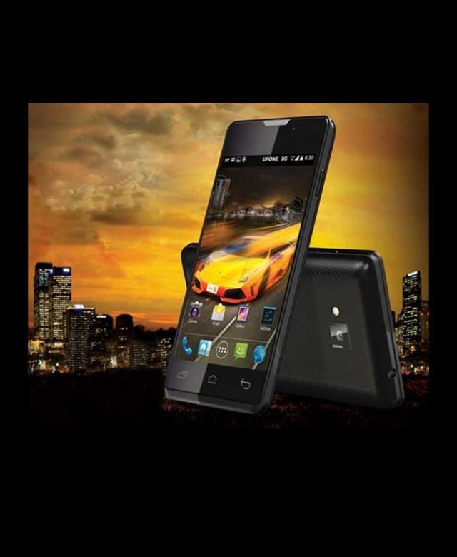 Ufone launches Pakistan's cheapest 3G phone 'Smart U5'