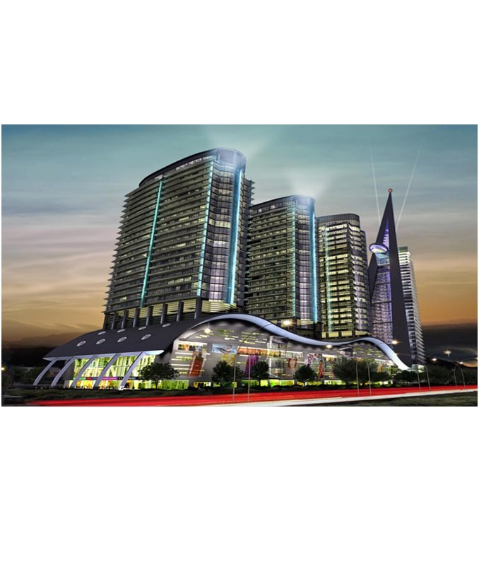 Centaurus Mall Chooses Makkays for Data Network