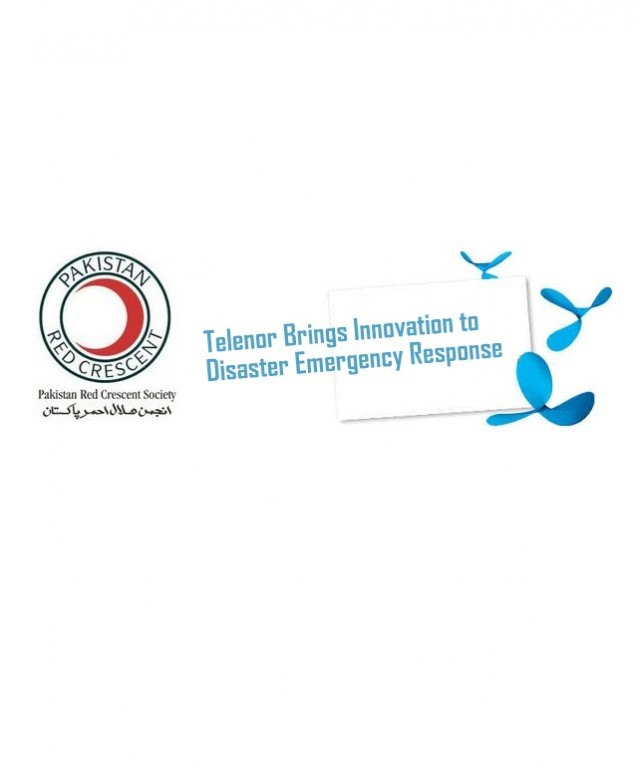 Telenor Brings Innovation to Disaster Emergency Response