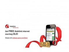 Mobilink Launches Free Internet in collaboration with OLX