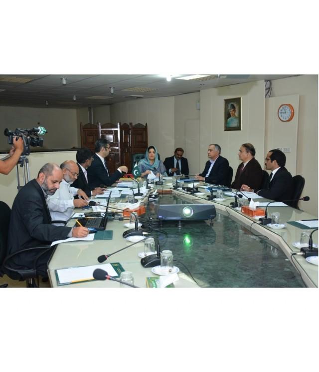 Anusha Rahman chairs 179th board of Directors meeting of TIP