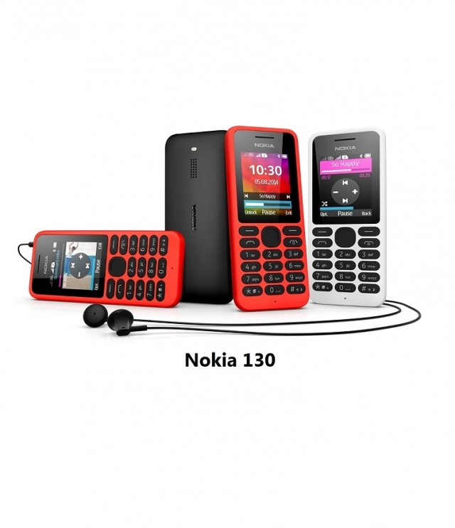 Microsoft Devices Announces Ultra Affordable Nokia 130