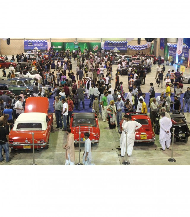 PakWheels & Warid successfully concludes the Auto Show 2014