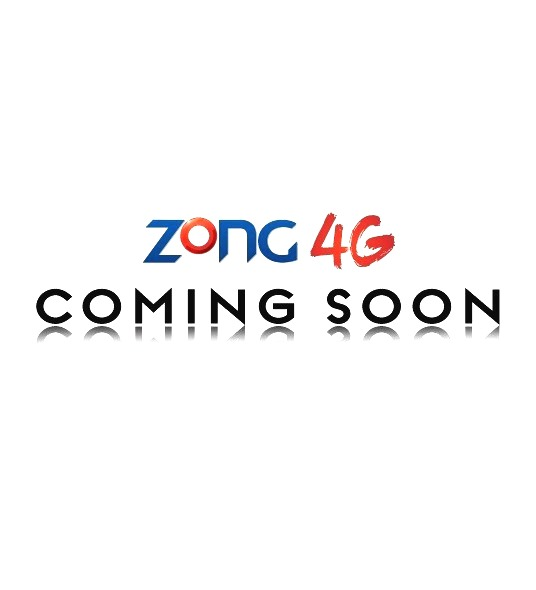 Zong to Launch 4G with Zong 4G Handset TOMORROW