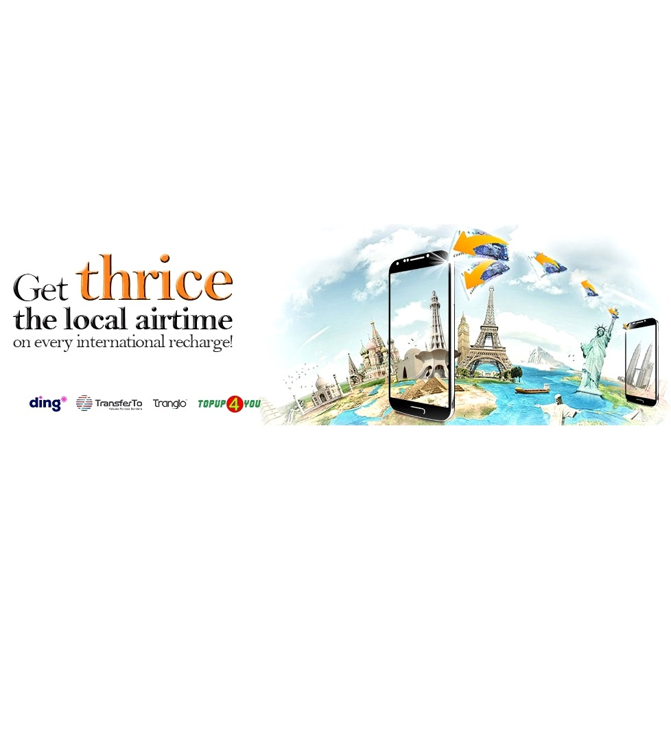 Ufone Introduces Internatio​nal Recharge Offer