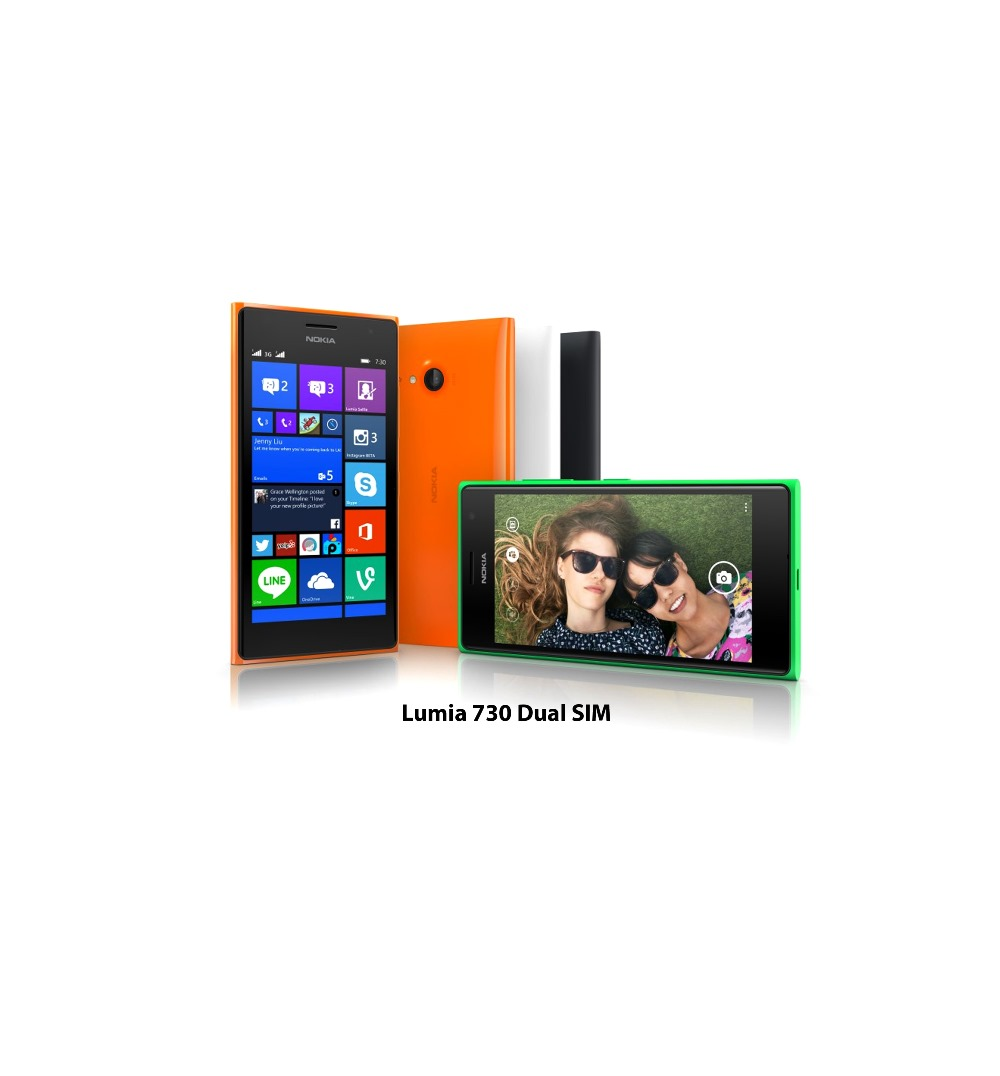 Photo of Lumia 730 Dual SIM Now Available in Pakistan