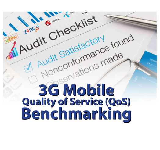 Pakistan's first 3G Mobile Service Benchmarking