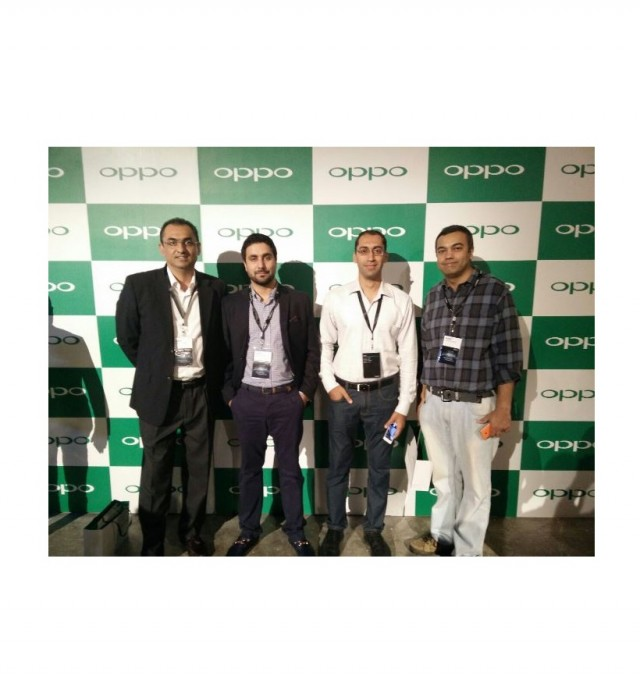 OPPO Announces N3 & R5 in its Launch Event, Singapore
