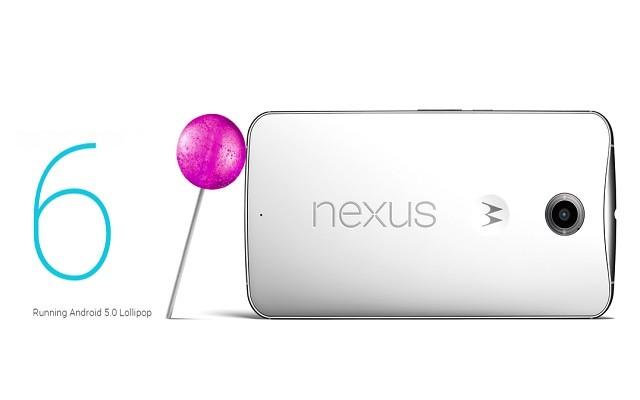 google-announces-nexus-6-with-android-lollipop
