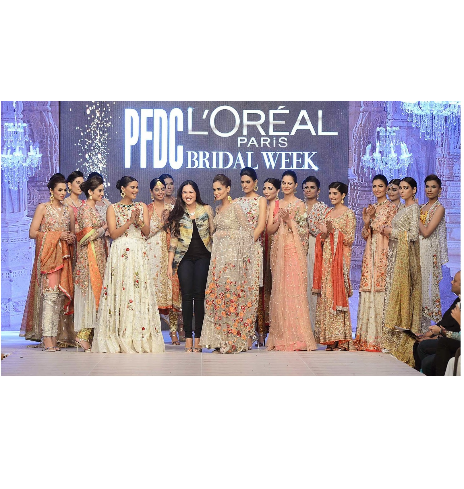 Warid Sponsors 4th PFDC L'Oreal Bridal Week 2014