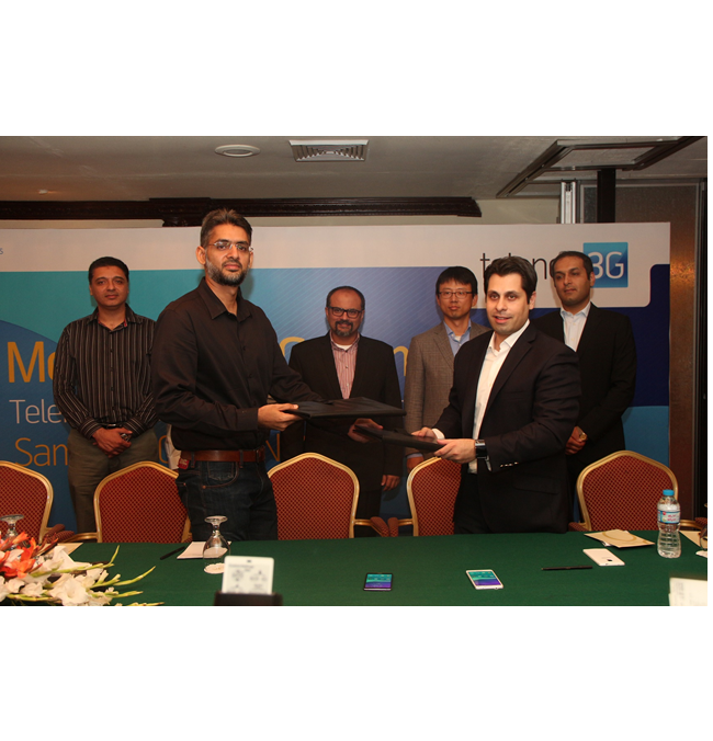 Telenor Pakistan presents Samsung Galaxy Note4 in Pakistan