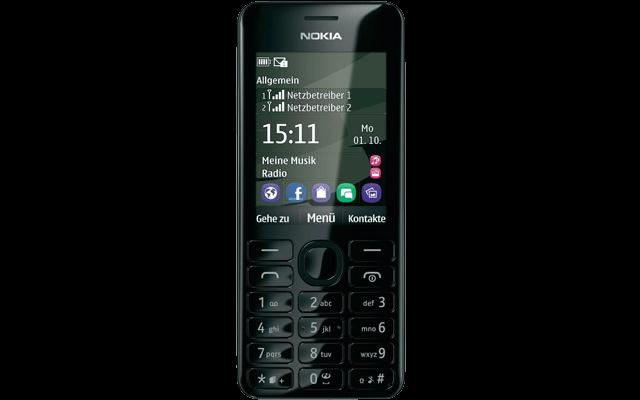 Nokia 206 Specification