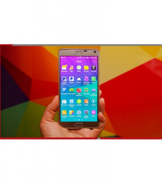 Samsung Galaxy Note 4 gets overwhelming response in Pakistan