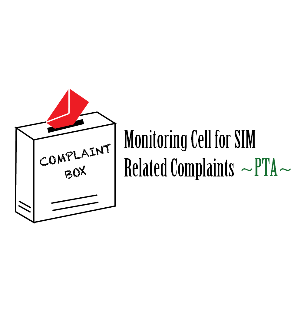 PTA Sets Up Monitoring Cell for SIM Related Complaints