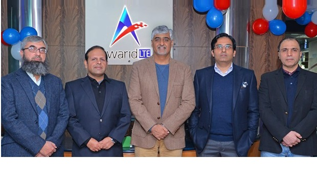 Warid Launches LTE Services in Pakistan