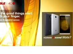 Huawei Mobile to Launch Ascend Mate 7 in Pakistan