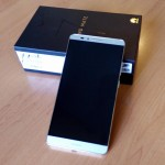 Huawei's new smartphone Ascend Mate 7
