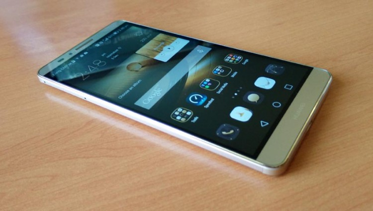 Latest Huawei Mobile Ascend Mate 7