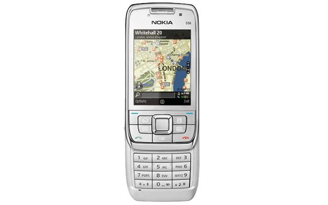 Nokia-E66