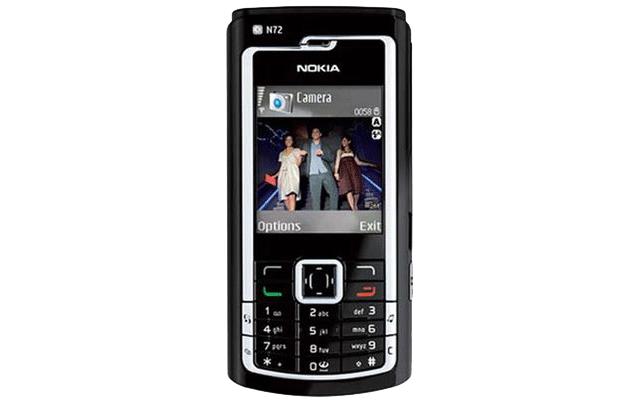 Nokia-N72