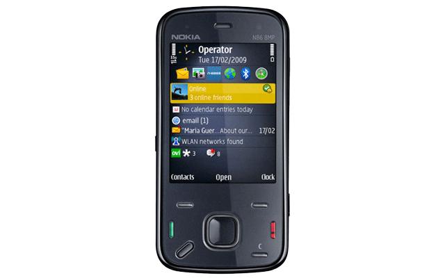 Nokia-N86-8MP-S