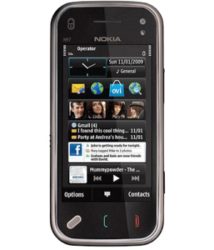 Nokia N97 Mini Specifications