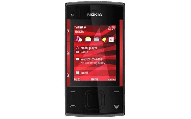Nokia-X3