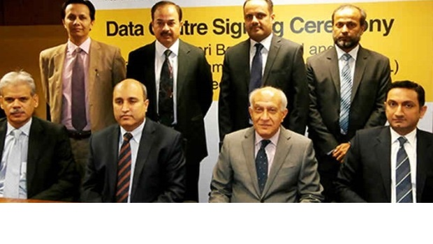 Soneri Bank Signs Agreement With PTCL For Better Services