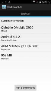 QMobile noir X900 Review