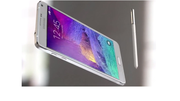 Endorsements from Many Celebrities ~ Galaxy Note 4 Review ~