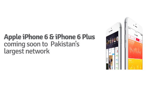 Mobilink Will Soon Bring iPhone 6 & iPhone 6 Plus in Pakistan